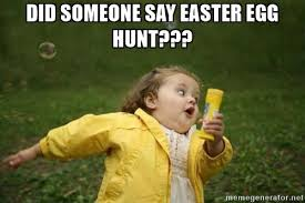 Easter Egg Meme - the egg hunt crossfit ballwin