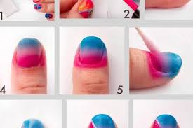 cute tip nail designs how you can do it at home pictures