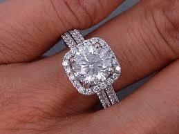 brilliant engagement rings images 2 55 ctw round brilliant cut diamond engagement ring d si2 gif