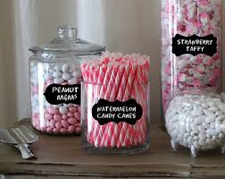 The Candy Buffet by Candy Buffet Jars Etsy