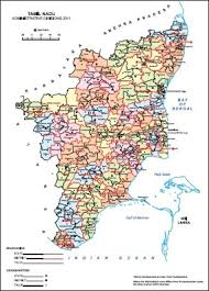 tamil nadu map tamil nadu taluk map tamil nadu district map census 2011 vlist in