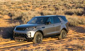 land rover discovery 4 off road 2017 land rover discovery first drive review autonxt