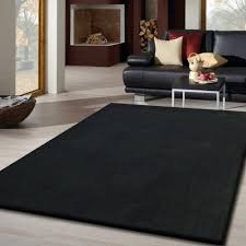 Area Rug Black Living Room Black Rugs For Marvelous Shag Area Rug Shaggy Solid