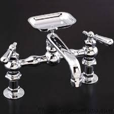 deck mount kitchen faucet deck mounted kitchen faucet with soap dish str p0887 classic