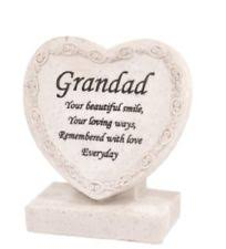 grandfather grave ornaments and memorials ebay