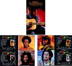 Box Songs Bob Marley Songs Of Freedom Uk Cd Album Box Set 99189