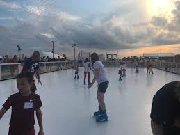 portable synthetic ice rink rentals anytime ice skating