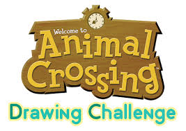 The Original Challenge Animal Crossing Drawing Challenge Courtemanche