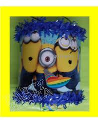 Despicable Me Decorations Despicable Me Minions Pinata Go Party Fiesta Minions