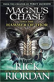 buy magnus chase and the hammer of thor book online at low prices