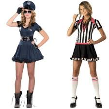 Costume Halloween Girls Beware Horror Sleazy Costumes
