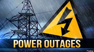 Bwl Outage Map Update Storms Knock Out Power In Mid Michigan