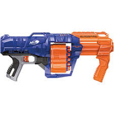 nerf car shooter toys