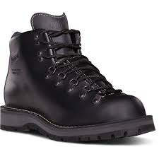 american motorcycle boots danner mountain light ii black