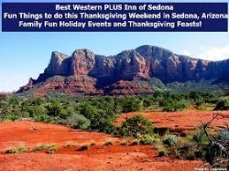 enjoy thanksgiving weekend in sedona arizona best