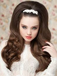 easy vintage hairstyles easy vintage hairstyles with hairpin for long thick hair women