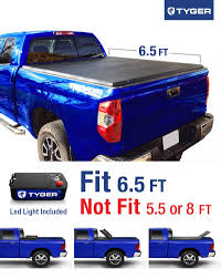truck toyota tundra amazon com tyger auto tg bc3t1433 tri fold truck bed tonneau
