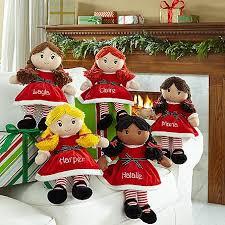 christmas personalized christmas personalized rag dolls christmas gifts