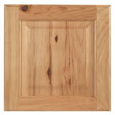 hickory kitchen cabinets home depot hampton bay 12 75x12 75 in cabinet door sample in hampton natural