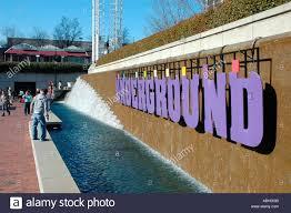 Underground Atlanta Map by Underground Atlanta Signs Downtown Atlanta Ga Georgia Usa Shopping