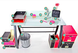 Chic Desk Accessories by Cool 30 Cute Girly Office Supplies Decorating Inspiration Of Best