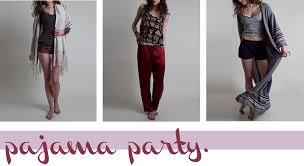 leopard and lavender wwl pajama party