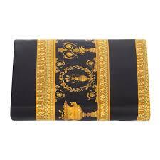 buy versace barocco u0026robe duvet cover super king gold black amara