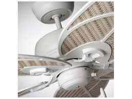 batalie breeze ceiling fan emerson fans batalie breeze satin white 52 wide ceiling fan cf621sw