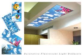 Fluorescent Ceiling Light Covers Plastic Circular Fluorescent Ceiling Light Fixtures Lights Cover For