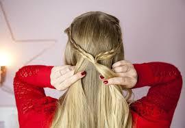 Frisuren Lange Haare Weihnachten by Frisuren Weihnachten Lange Haare Mode Frisuren