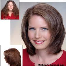 hairstyle makeovers before and after six different makeovers news modern salon