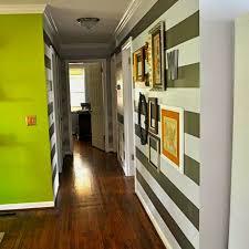 best 25 striped hallway ideas on pinterest striped walls
