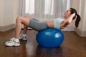 what size stability ball should i buy livestrong com