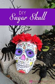 Easy Halloween Craft Projects by 672 Best Dia De Los Muertos Images On Pinterest Sugar Skulls