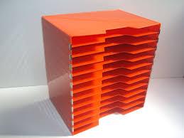 trieur papier bureau reservee achats302 bannette trieur de bureau de courrier vintage