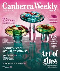 15 june 2017 by canberra weekly magazine issuu