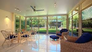 Outdoor Enclosed Rooms - queensland room extensions enclosed patios trueline brisbane