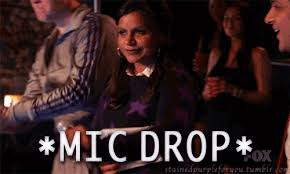 Drop Mic Meme - gentle mic drop mic drop know your meme