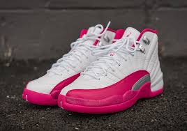 day jordans air 12 s day pink release info sneakernews
