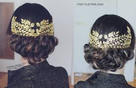 do it yourself hairstyles gatsby you tube easy great gatsby inspired hairstyle tutorial diy low bun updo