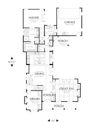 mediterranean style house plan 5 beds 4 50 baths 3351 sq ft plan