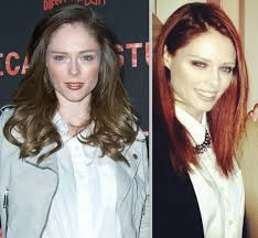 hair styliest eve coco rocha with red hair stylish eve