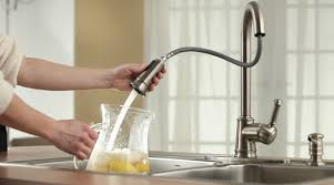 best kitchen faucet with sprayer best kitchen sink faucets visionexchange co