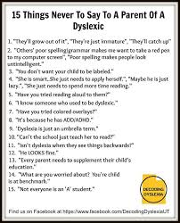 decoding dyslexia utah spells out 15 things never to say to parent