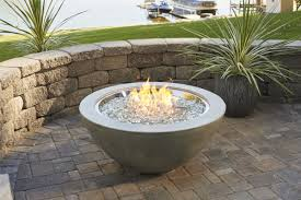 Propane Outdoor Fire Pit Table The Outdoor Greatroom Company Cove Propane Fire Pit Table