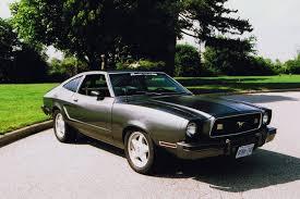 mustang 1975 cobra 1976 ford mustang cobra ii car autos gallery