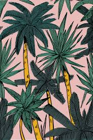 Palm Tree Outdoor Rug Elena Boils Illustration Love This Love This Can U0027t Explain How