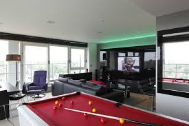 bachelor pad penthouse london by qmcdesign dream home