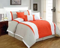Orange Bed Sets Orange Comforter Sets Holidaysale Club