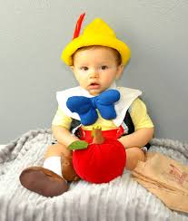 Halloween Costumes Babies Pinocchio Inspired Costume Babies Boys Toddler Kids Children